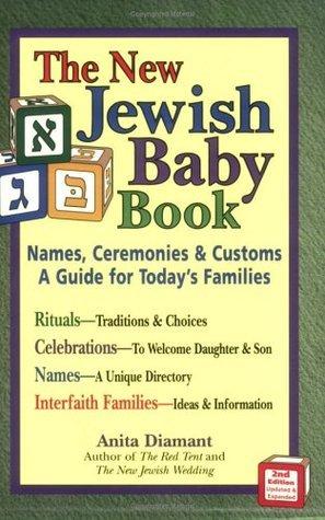 The Jewish Baby Book Anita Diamant