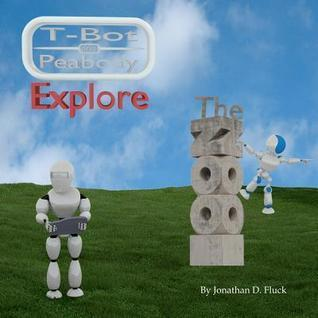 T-Bot and Peabody Explore the Zoo Jonathan Fluck