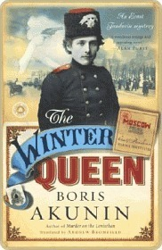 The Winter Queen (Erast Fandorin Mysteries, #1) Boris Akunin