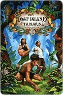 The Lost Island of Tamarind (The Book of Tamarind)  by  Nadia Aguiar