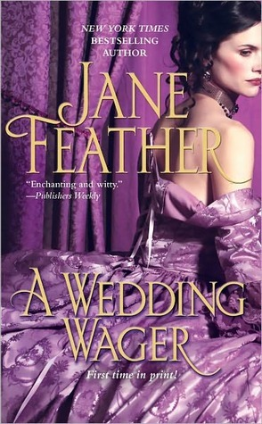 A Wedding Wager (Blackwater Brides, #2)  by  Jane Feather