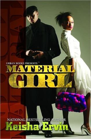 Material Girl Keisha Ervin