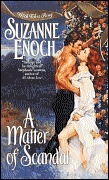 A Matter of Scandal (With This Ring, #3)  by  Suzanne Enoch