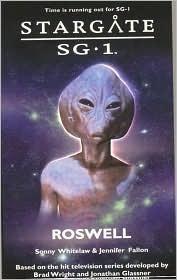 Roswell (Stargate SG-1 #9) Sonny Whitelaw