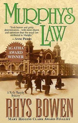 Murphys Law (Molly Murphy Mysteries #1) Rhys Bowen