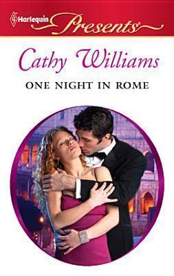 The Italians One-Night Love-Child. Cathy Williams