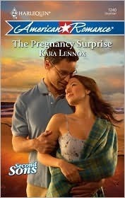 The Pregnancy Surprise (Harlequin American Romance Series) Kara Lennox