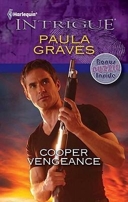 Cooper Vengeance  by  Paula Graves