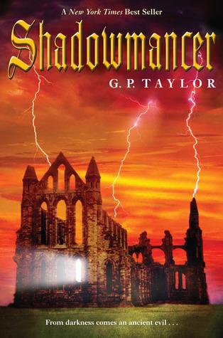 Shadowmancer (Shadowmancer, #1)  by  G.P. Taylor