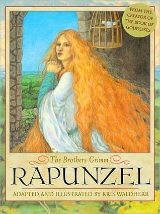 Rapunzel  by  Kris Waldherr