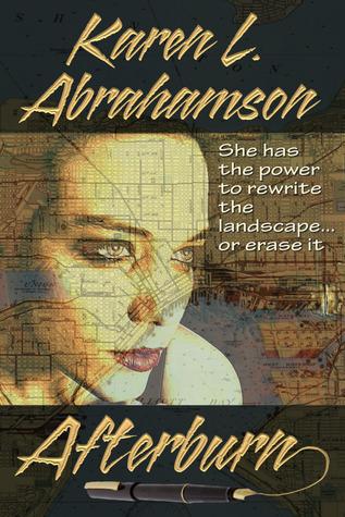 Afterburn  by  Karen L. Abrahamson