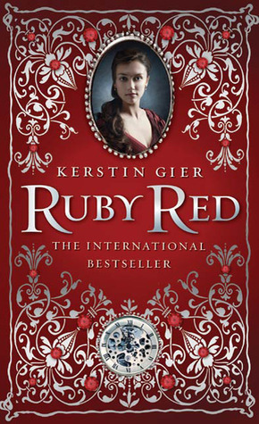 Ruby Red (Ruby Red, #1)  by  Kerstin Gier