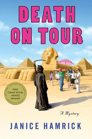 Death on Tour (Jocelyn Shore, #1)  by  Janice Hamrick