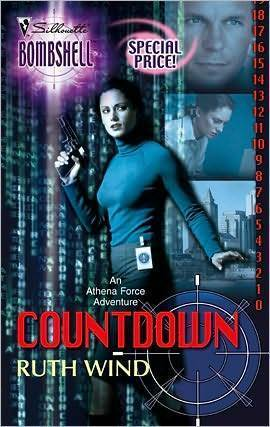 Countdown (Athena Force #10)  by  Ruth Wind