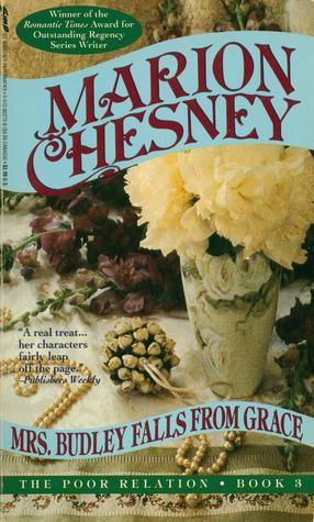 Mrs. Budley Falls from Grace (The Poor Relation, #3)  by  Marion Chesney