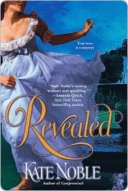 Revealed (The Blue Raven, #1)  by  Kate Noble