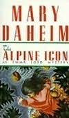 The Alpine Icon (Emma Lord Mystery, #9) Mary Daheim