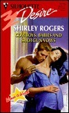 Cowboys, Babies And Shotgun Vows (Silhouette Desire No 1176)  by  Shirley Rogers