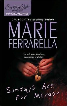 Sundays Are For Murder Marie Ferrarella