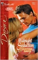 Midnight Seduction (Redstone, Incorporated #3) (Silhouette Desire #1557) Justine Davis