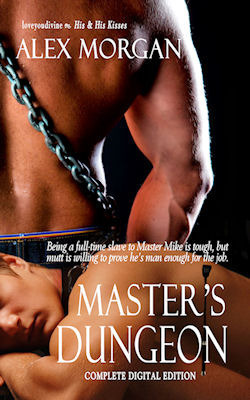 Masters Dungeon (Masters Dungeon #1-3)  by  Alex Morgan