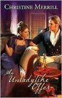 An Unladylike Offer (The Radwells #2) Christine Merrill