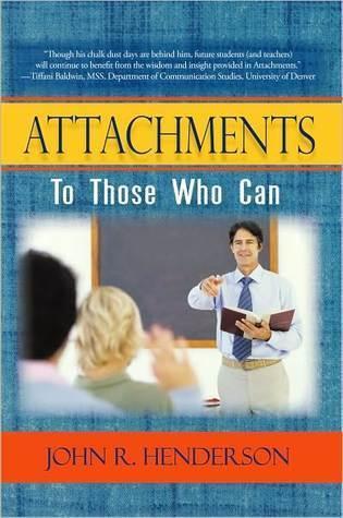 Attachments John R. Henderson