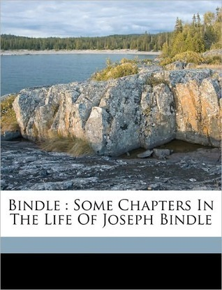 Bindle Some Chapters in the Life of Joseph Bindle  by  Herbert George Jenkins