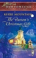 The Parsons Christmas Gift (Love Inspired Historical #22)  by  Kerri Mountain
