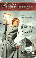The Widows Secret (Love Inspired Historical, #27)  by  Sara Mitchell