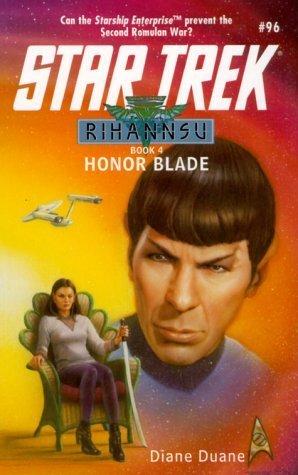 Honor Blade (Star Trek, #96) (Rihannsu, #4)  by  Diane Duane