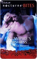 A Vampires Mistress  by  Theresa Meyers