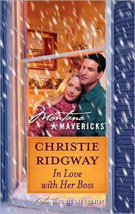 In Love With Her Boss (Montana Mavericks) (Silhouette Special Edition, No. 1441)  by  Christie Ridgway