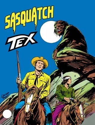 Tex n. 223: Sasquatch  by  Guido Nolitta
