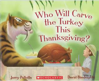 Who Will Carve the Turkey This Thanksgiving? Jerry Pallotta