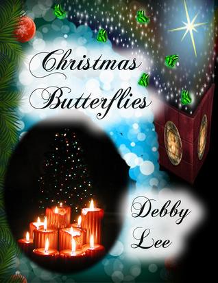 Christmas Butterflies  by  Debby Lee
