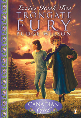 Trongate Fury (Our Canadian Girl: Izzie, #2)  by  Budge Wilson