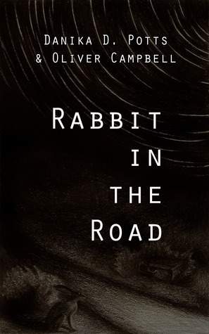 Rabbit in the Road  by  Danika D. Potts