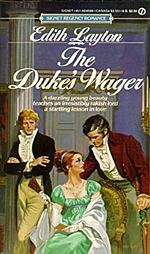 The Dukes Wager (Bessacarr, #1)  by  Edith Layton
