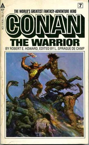 Conan The Warrior Robert E. Howard