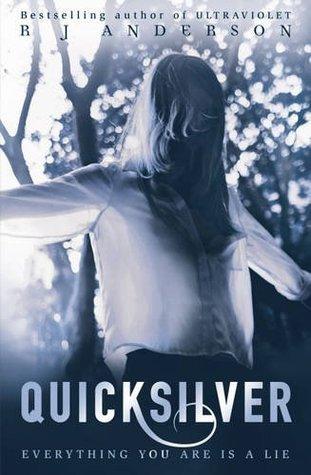 Quicksilver (Ultraviolet, #2)  by  R.J. Anderson