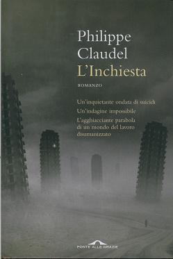 Linchiesta  by  Philippe Claudel