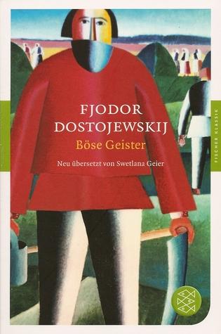 Böse Geister  by  Fyodor Dostoyevsky