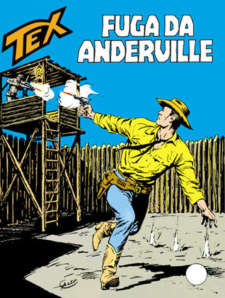 Tex n. 299: Fuga da Anderville Claudio Nizzi