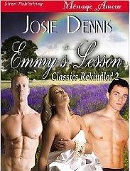 Emmys Lesson Josie Dennis