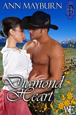 Diamond Heart  by  Ann Mayburn