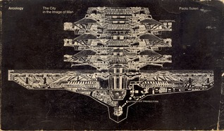 Arcology: The City in the Image of Man  by  Paolo Soleri