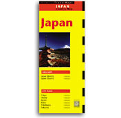 Japan: Individual Country Maps  by  Periplus Travel Maps
