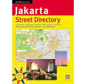Jakarta Street Directory 1st Edition  by  Periplus Editors