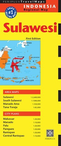 Sulawesi: Indonesia Regional Maps  by  Periplus Editors